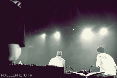 Biga Ranx, Governor G. Rugged & Alice Harper # photos @ Festival Aucard de Tours | 9 juin 2011