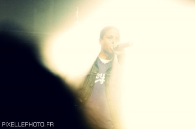 Zone Libre, Casey & B. James # photos @ Festival Aucard de Tours | 12 juin 2011