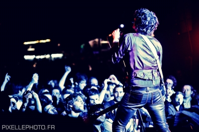 The Jon Spencer Blues Explosion # photos @ Festival Aucard de Tours | 9 juin 2011