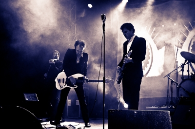 My Little Cheap Dictaphone # photos @ Festival Brennestorm, Reugny | 27 août 2011