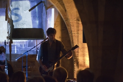 49 Swimming Pools # photos @ Arcades Institute, Tours | 4 Mars 2012
