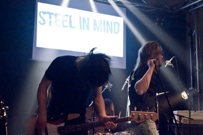 Steel in mind # photos @ Soirée session live, Saint Pierre des Corps | 31 mars 2012