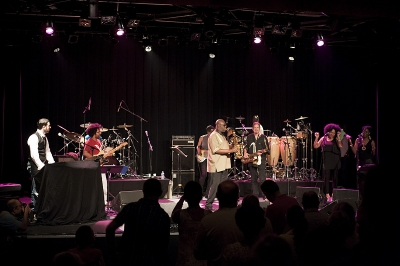 Manu Dibango # photos @ Nouvel Atrium, Saint Avertin | 2 juin 2012