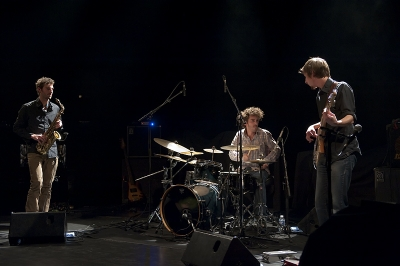 Groove Catchers # photos @ Festival Emergences, Le Petit faucheux, Tours | 10 novembre 2012