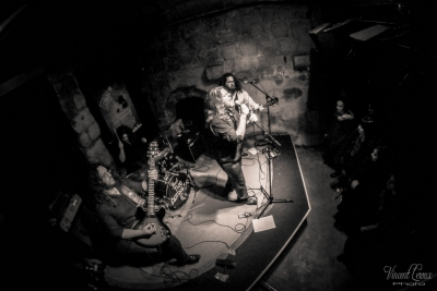 The Artramps # photos @ Festival Imag'In, Tours | 6 avril 2013
