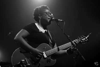 Melissa Laveaux # photos @ W, Festival le Printemps de Bourges | 25 avril 2013