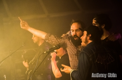 The Bewitched Hands # photos @ Festival Aucard de Tours | 8 juin 2013