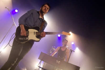The Cherry Bones # photos @ Festival Aucard de Tours | 8 juin 2013