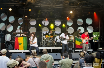 JR Yellam et Green & Fresh # photos @ Festival Kampagn'arts, Saint Paterne Racan | 29 juin 2013