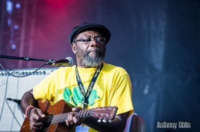 Clinton Fearon # photos @ Festival Terres du Son, Monts | 14 juillet 2013