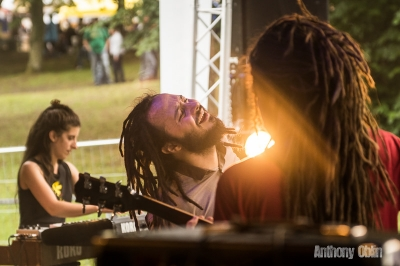 Rod Anton & The Ligerians # photos @ Festival Terres du Son, Monts | 13 juillet 2014