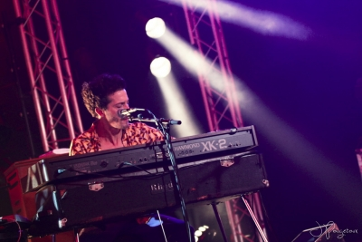 Nathalie Natiembe # photos @ Festival Terres du Son, Monts | 11 juillet 2014