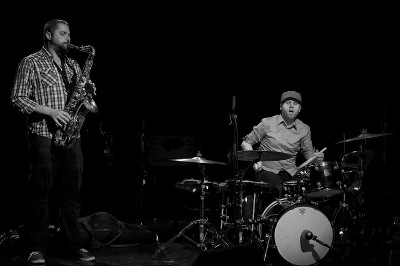 The Rempis & Daisy Duo # photos @ Le Petit faucheux, Tours | 13 octobre 2014