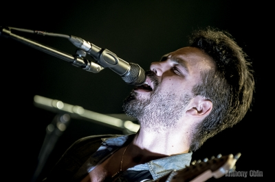 Tom Bailey & The Makers # photos @ L'Escale, Saint Cyr sur Loire | 2 octobre 2014
