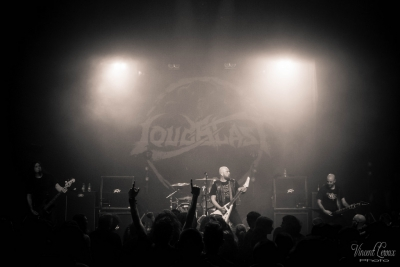 Loudblast # photos @ Chato'do, Blois | 30 janvier 2015