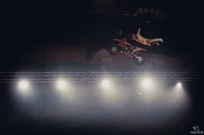 Night of the Jumps - Championnat du monde de motocross Freestyle FMX # photos @ Grand Hall, Tours | 28 mars 2015