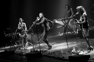 Asaf Avidan # photos @ Vinci, Tours | 19 mars 2015