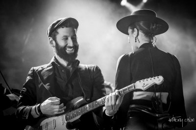 The Parov Stelar Band # photos @ Festival Terres du Son, Monts | 11 juillet 2015