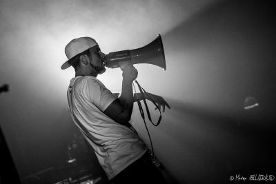Chill Bump & Friends # photos @ Festival Aucard de Tours | 12 juin 2015