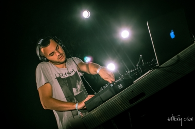 Charly DKN # photos @ Festival Terres du Son, Monts | 12 juillet 2015