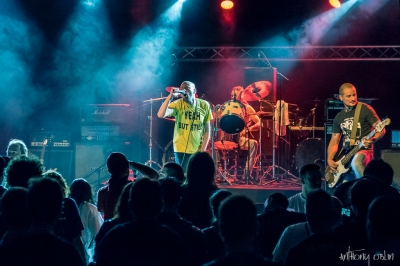 Verbal Razors # photos @ Festival M Fest, Rouziers de Touraine | 4 septembre 2015