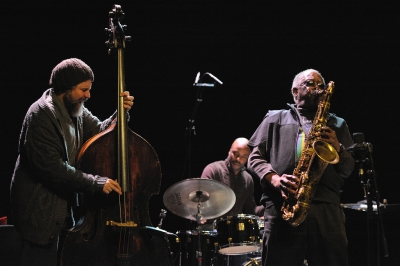 The Bridge #11 : Lazro/McPhee/Séguron/Abrams/Taylor # photos @ Le Petit faucheux, Tours | 30 janvier 2016