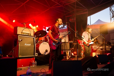 Mars Red Sky # photos @ Festival Aucard is not dead, Tours | 12 aout 2016