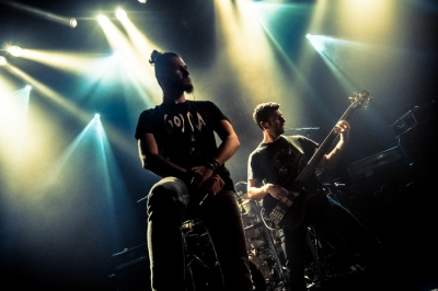 Dysmorphic # photos @ le Temps Machine, Joué lès Tours | 8 octobre 2016