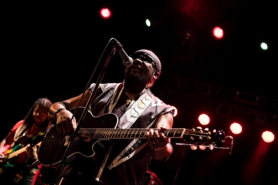 Toots & the Maytals # photos @ Le Temps Machine, joué les tours | 29 septembre 2018