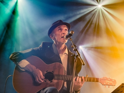 Marc Minelli aux Rockomotives # photos @ Chapelle St Jacques, Vendôme | 26 octobre 2016
