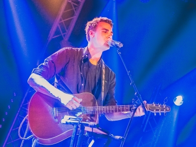 Hein Cooper aux Rockomotives # photos @ Chapelle St Jacques, Vendôme | 27 octobre 2016
