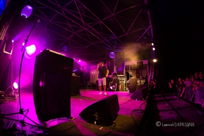 Chill Bump # photos @ Festival Aucard is not dead, Tours | 12 aout 2016