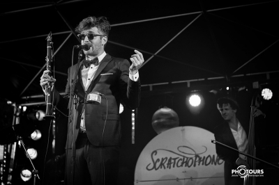 Scratchophone Orchestra # photos @ Festival Aucard is not dead, Tours | 12 août 2016