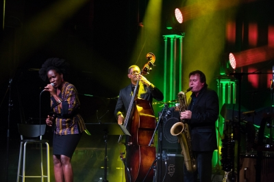 Veronique Herman Sambin Sextet # photos @ Festival jazz en touraine | 17 septembre 2016