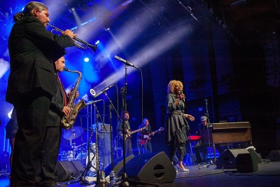 Martha High & The Royal Italian Family @ Festival Jazz en Touraine, Montlouis sur Loire | 16 septembre 2016
