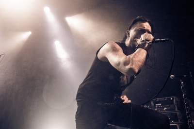 Dagoba # photos @ le Temps Machine, Joué lès Tours | 8 octobre 2016