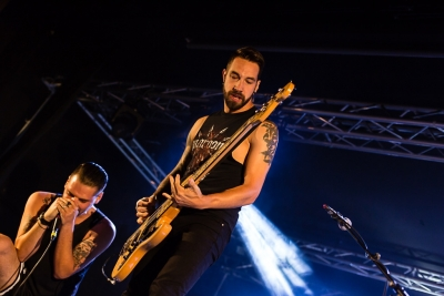 Fat Dead Shit # photos @ Mfest, La Ville aux Dames | 10 septembre 2016