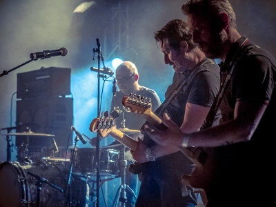 Dominic Sonic aux Rockomotives # photos @ Chapelle St Jacques, Vendôme | 27 octobre 2016