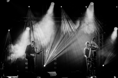 Surma et Daniel Blumberg aux Rockomotives # photos @ Chapelle St Jacques, Vendôme | 26 octobre 2018