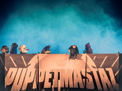 Puppetmastaz et Fragments aux Rockomotives # photos @ Minotaure, Vendôme | 29 octobre 2016