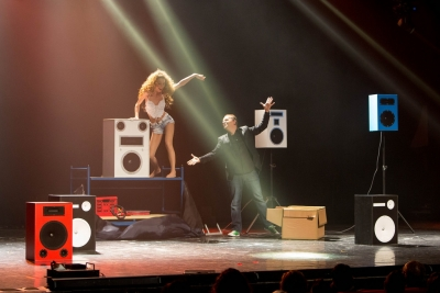 Festival international de Magie # photos @ Vinci, Tours | 7 janvier 2017