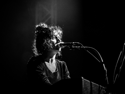Laura Cahen aux Rockomotives # photos @ Chapelle St Jacques, Vendôme | 27 octobre 2017